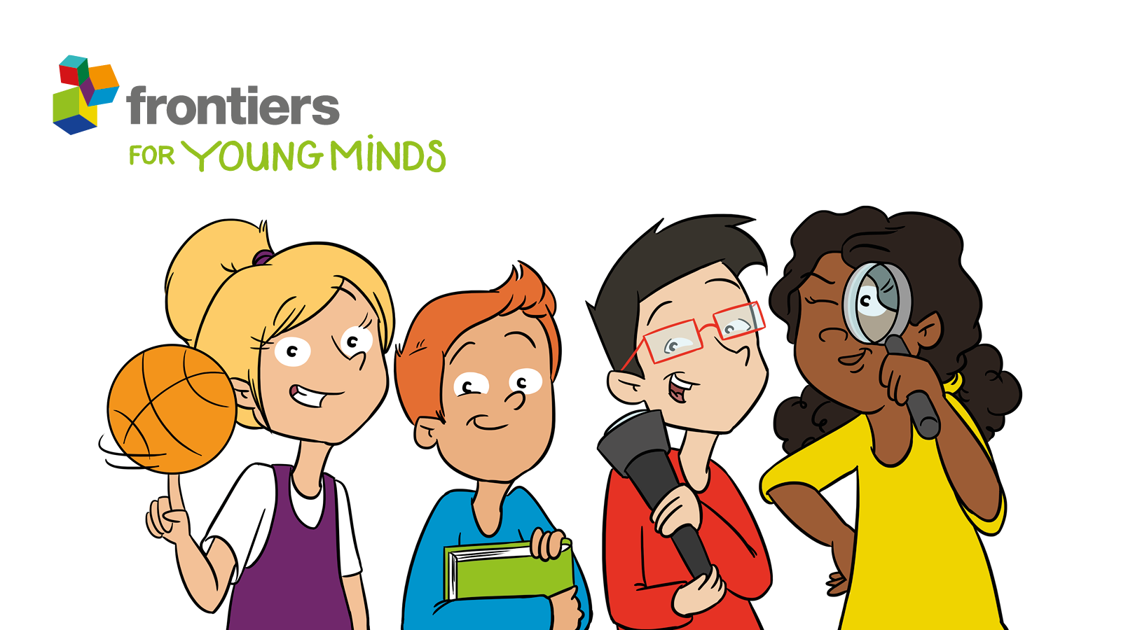 Frontiers for Young Minds Science for kids, edited by kids